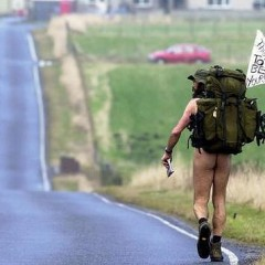 the naked rambler